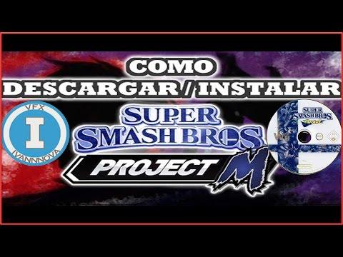 Como instalar Proyecto M SSBB 3.2 Usando CD de juego Nintendo WII