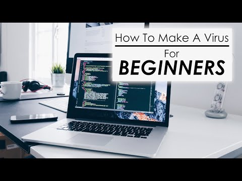 How to Make a Virus - Beginner!