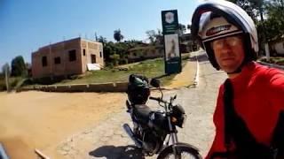 Viagem de moto - Lapinha da Serra - Out 2017