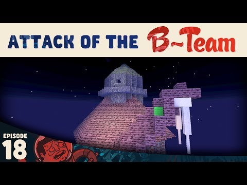 Minecraft :: B-Team Witch Battle :: Attack of the B-Team E18