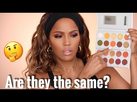 NEW Jaclyn Hill x Morphe Vault Collection Review   MakeupShayla
