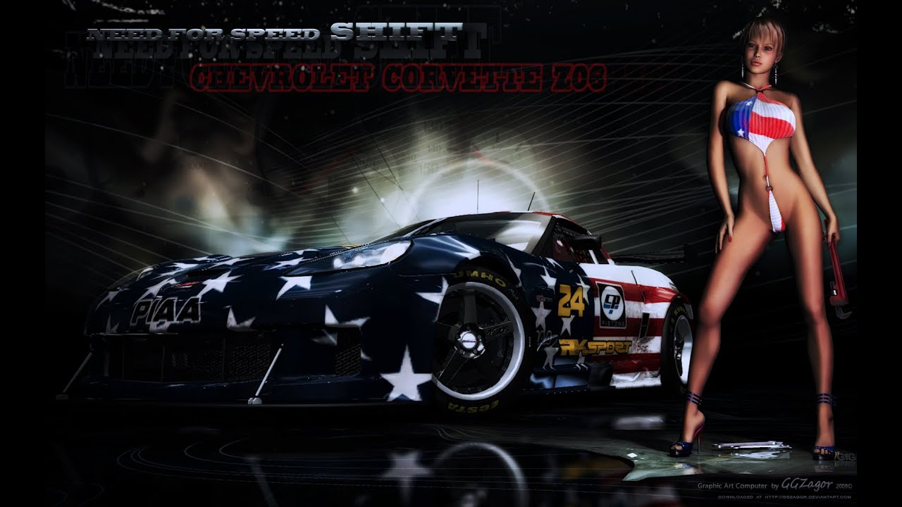 Need for speed underground 2 nude mod sex movie