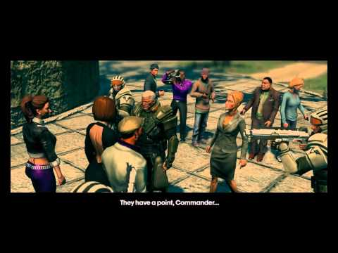 Saints Row The Third Game Ending Save Shaundi