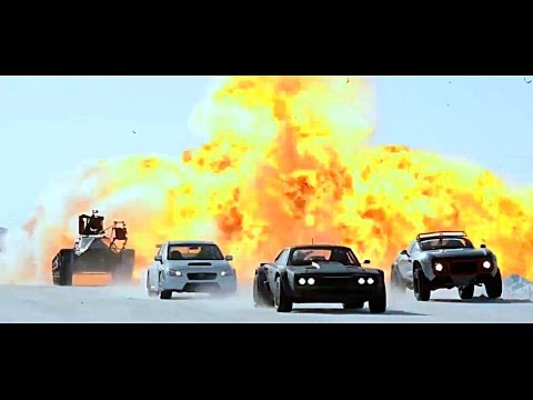 ФОРСАЖ 8 - ТРЕЙЛЕР НА РУССКОМ #2 [FAST AND FURIOUS 8]