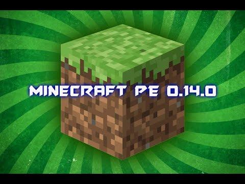 Minecraft PE 0.14.0 b4 review + Free Download (Più APK dell'app per registrare)