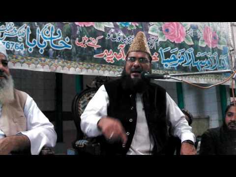 Maulana Abdul hameed watto  AZMAT BILAL RA