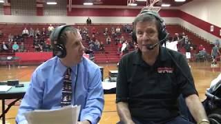 High School Boys Basketball-Titusville vs Meadville