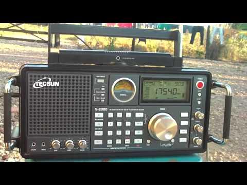 17540 kHz China Radio International , Chinese Language 10:20 UTC