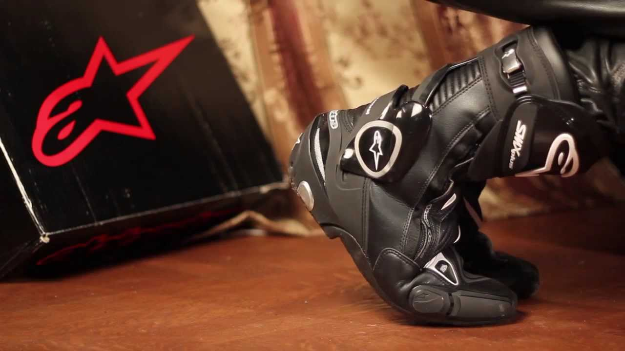 2013 Alpinestars Smx Plus Boot Review Youtube