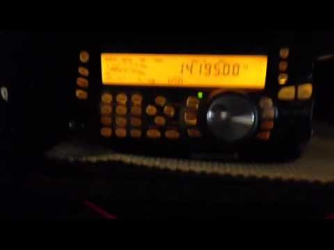 Amateur radio contact UR5UC