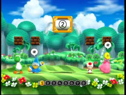 Mario Party 9: Solo Mode (Yoshi) - Toad Road