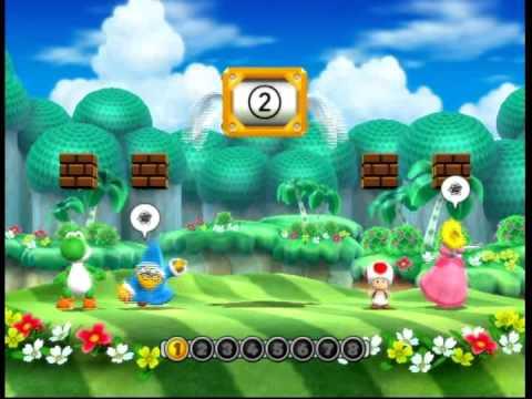 Mario Party 9: Solo Mode (Yoshi) - Toad Road