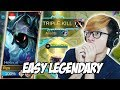 NEW HERO HELCURT EASY LEGENDARY EASY KILL - MOBILE LEGENDS INDONESIA MP3