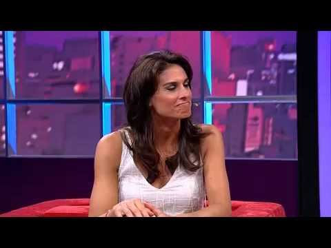 Luciana by Night - 19/12/12 Gabriela Sabatini