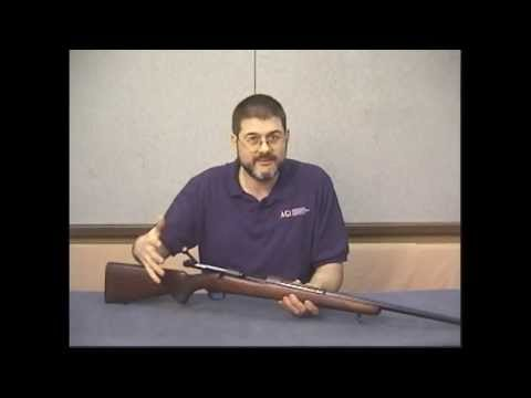 Winchester Model 70 Rifle D&R Course Disassembly and Reassembly AGI 7214