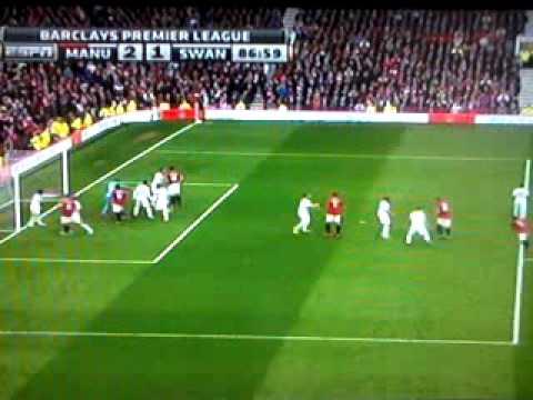 Rio Ferdinand aporta con su gol!!!