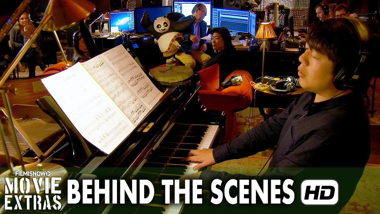Kung Fu Panda 3 (2016) Behind the Scenes - Music