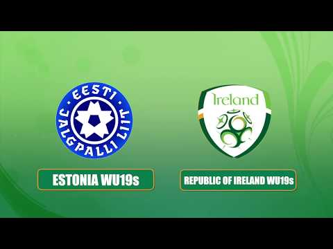 IRLWU19 HIGHLIGHTS | Estonia 0-3 Republic of Ireland