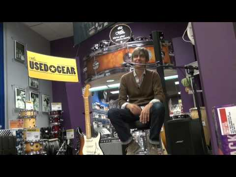 Eric Johnson Q & A session