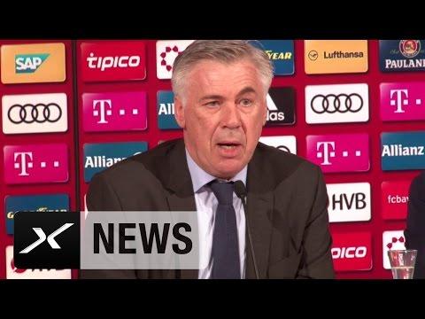 Carlo Ancelotti: Spielstil wie unter Pep Guardiola | FC Bayern München