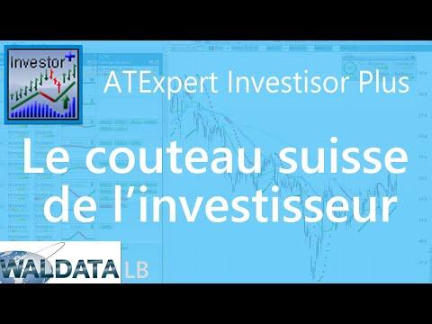 Bourse et Trading - Méthode ATexpert© « Investor », le « couteau suisse » de l'investisseur