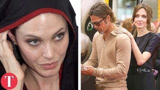 15 STRICT Rules Angelina Jolie MADE Brad Pitt Follow