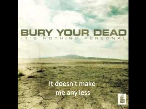 Bury Your Dead - 33 Rpm