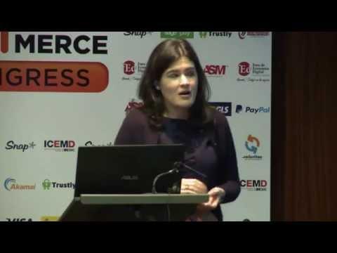 Mobile Commerce Congress: Valeria Domínguez (Adolfo Domínguez)