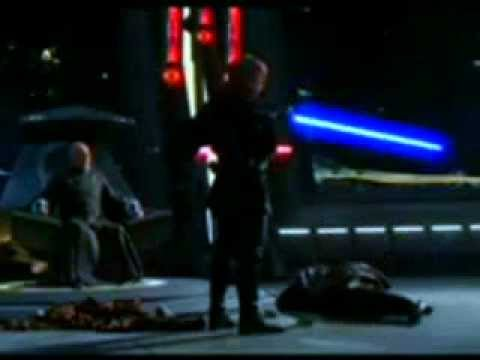 Star Wars III Anakin & Obi-Wan vs Count Dooku