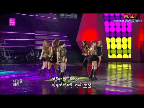 T-ara - Sexy Love Myanmar Subtitle video