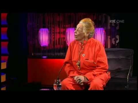 Margaretta D'Arcy discusses her arrest at Shannon airport | The Saturday Night Show