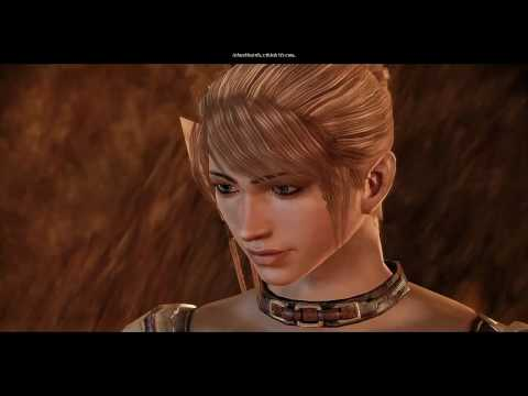 Dragon Age Origins Alistair FAIL KISS head [HD]