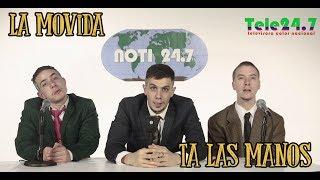 download lagu La Movida - Ta Las Manos  Oficial gratis