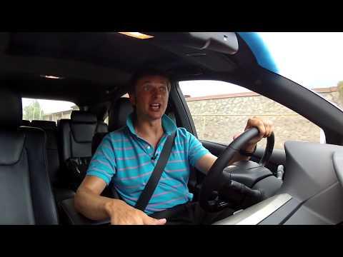 тест Lexus RX 450h new (2012)