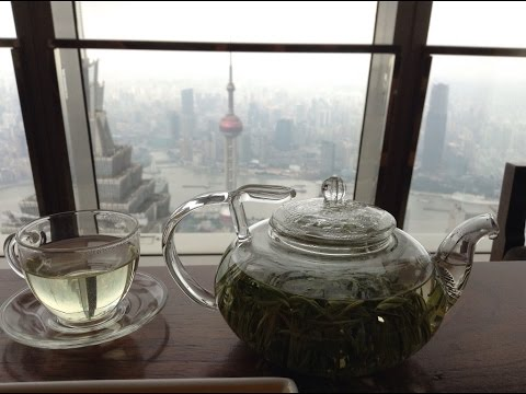 Park Hyatt Shanghai Hotel: 91st Floor of Shanghai World Financial Centre