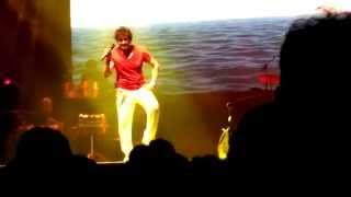 Sonu Nigam Live Concert In Mauritius (2014) - Suraj Hua Maddham - Kabhi Khushi Kabhi Gham