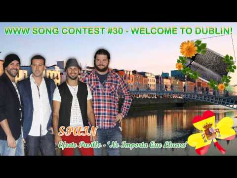 Www Song Contest #30 - Semi Final 2 Recap video