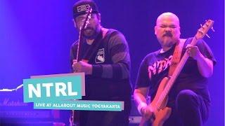 [HD] NTRL - Nurani (Live at ALLABOUT MUSIC Yogyakarta, April 2017)