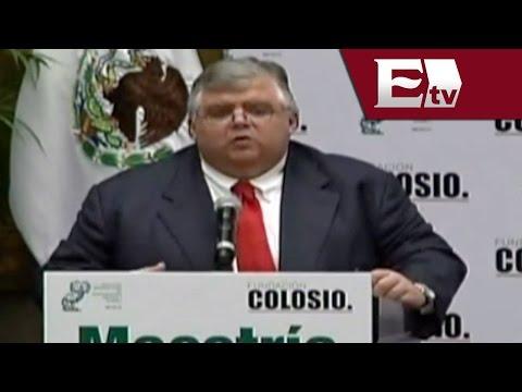 México crecería cerca de 5% al final del sexenio: Carstens / Todo México