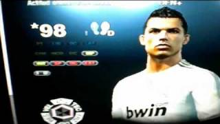 PES 2011 [Faces] - Real Madrid [HD]!