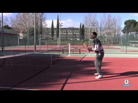 Tenis Método Analítico:Volea De Revés (6/7)