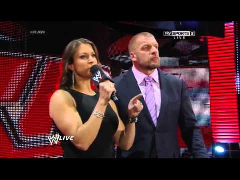 WWE The Authority Face Turn 2014 ᴴᴰ