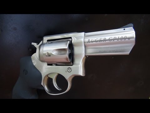 """Ruger GP100 """"Wiley Clapp"""" 357 Magnum Revolver - Review"""