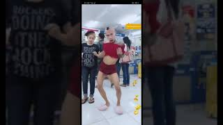 Điệu nhảy cực chất của hot boy xăm trổ thái Lan