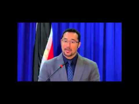 Post Cabinet Press Briefing: January 14 2016 Hon. Stuart Young