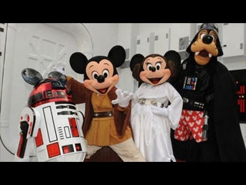 A Sneak Peek at Disney's Upcoming Star Wars Movies
