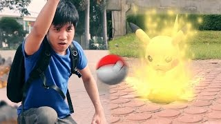 Download Song Pokemon Go!! Real Life Free StafaMp3