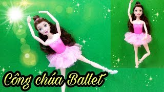 DIY: Doll Ballet Costume
