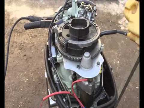 Стартер лодочного мотора своими руками 140