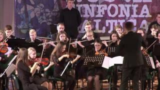 Viljandi Youth Symphony Orchestra Estonia Estonian Folk Tune
